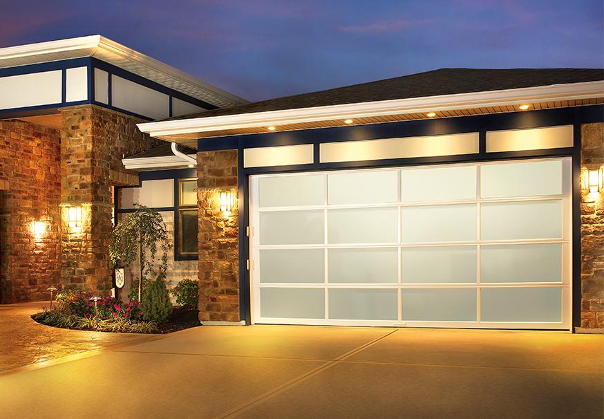 Clopay residential garage doors the doorman of for Impact rated doors