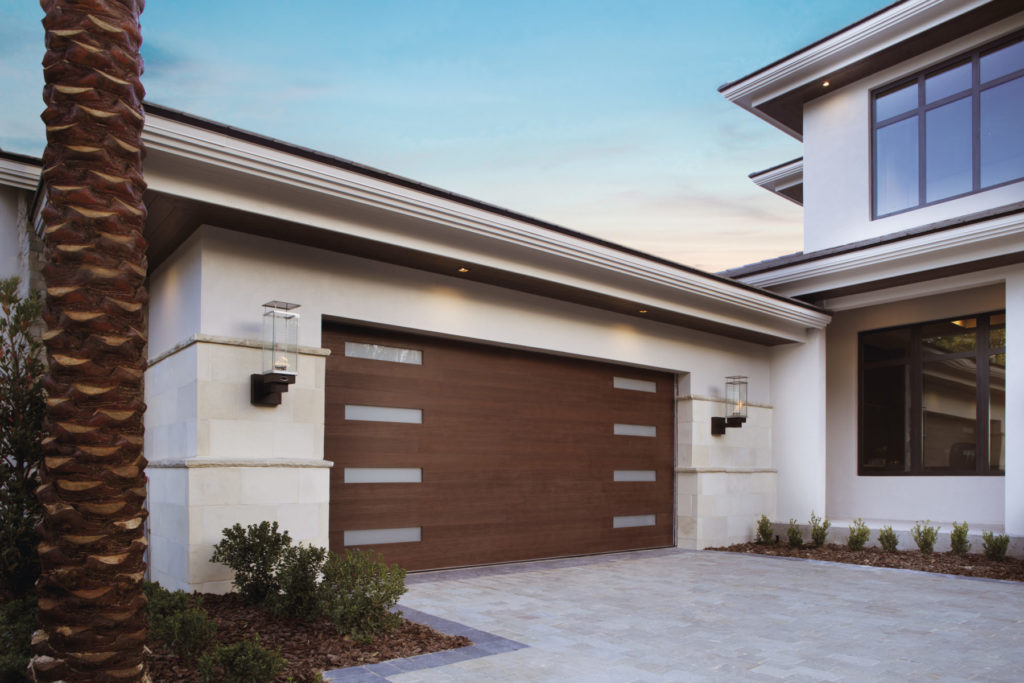 Modern Contemporary Garage Doors The Doorman
