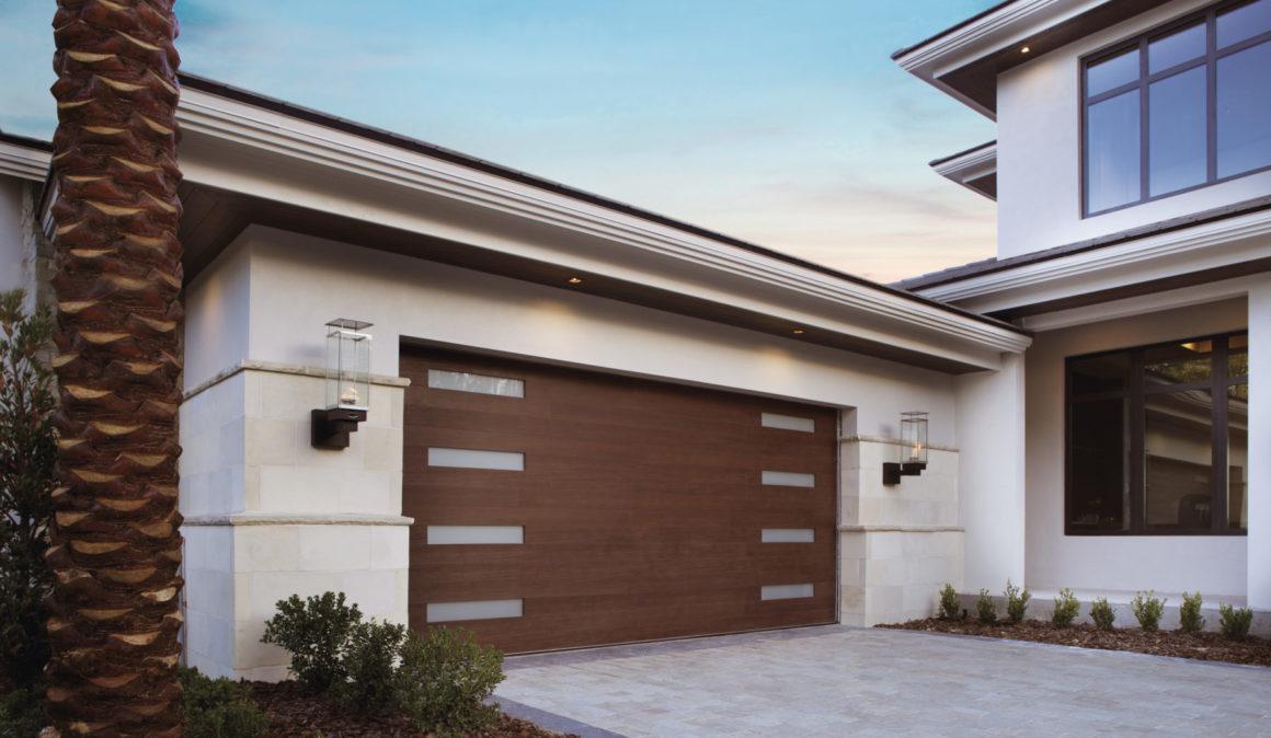 Clopay Modern Steel Collection Garage Doors The Doorman